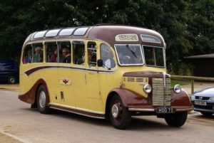 Vintage Bus Trip @ Mervyn's Coaches | United Kingdom